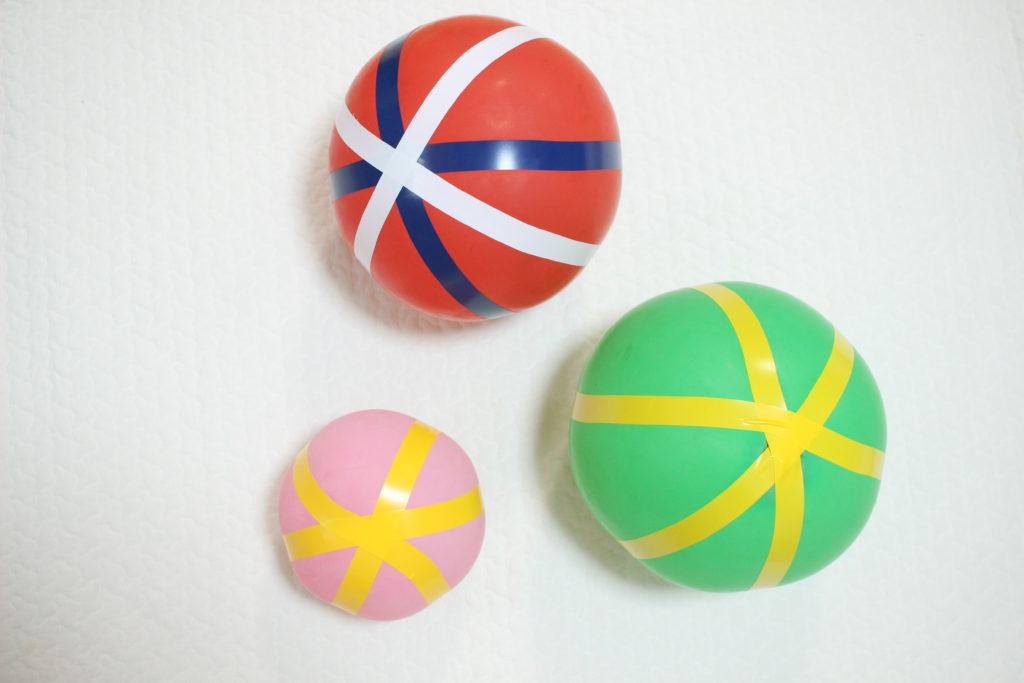 風船バウンドボール