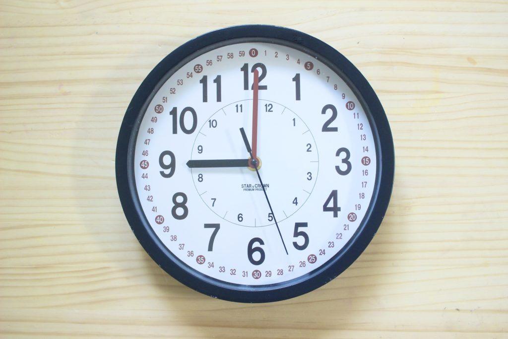 スリーコインズ  知育時計