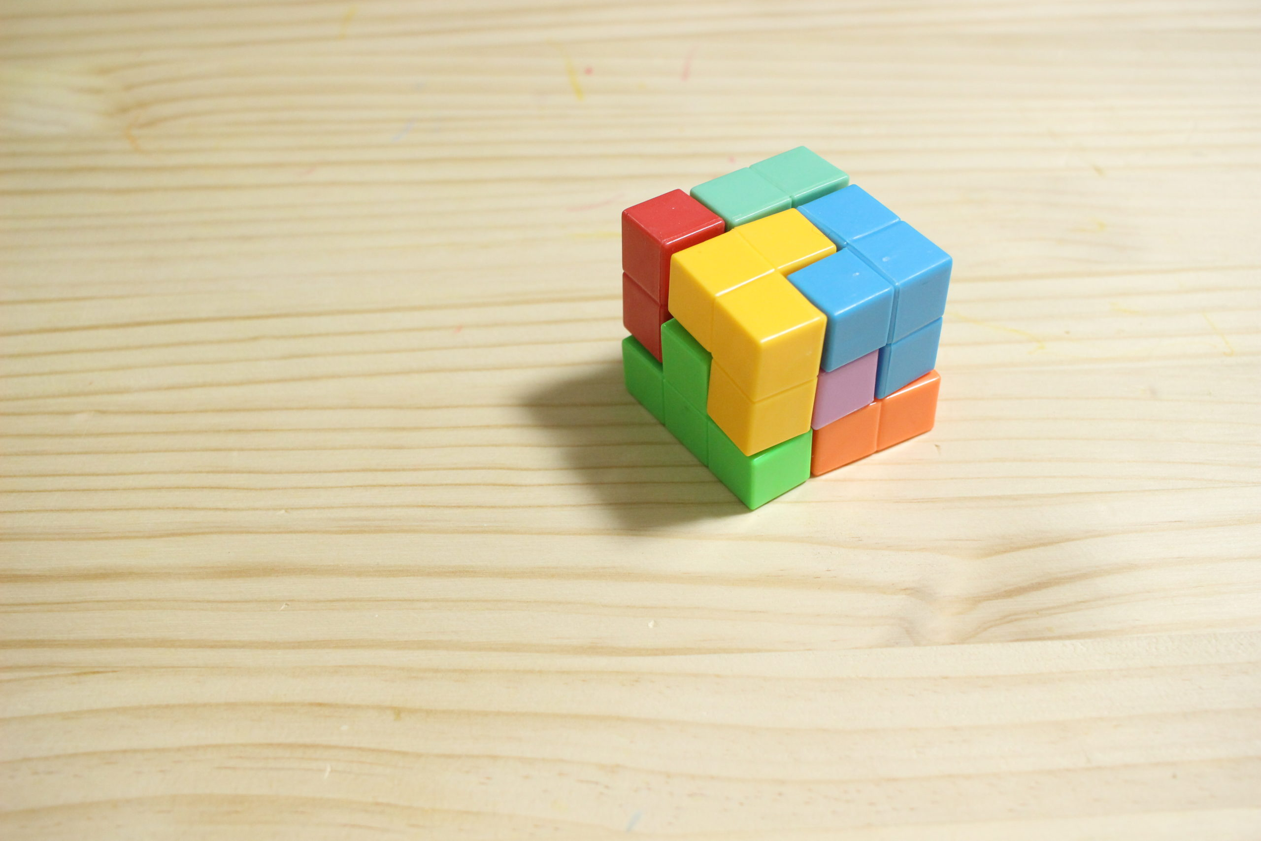 IQパズルブロック