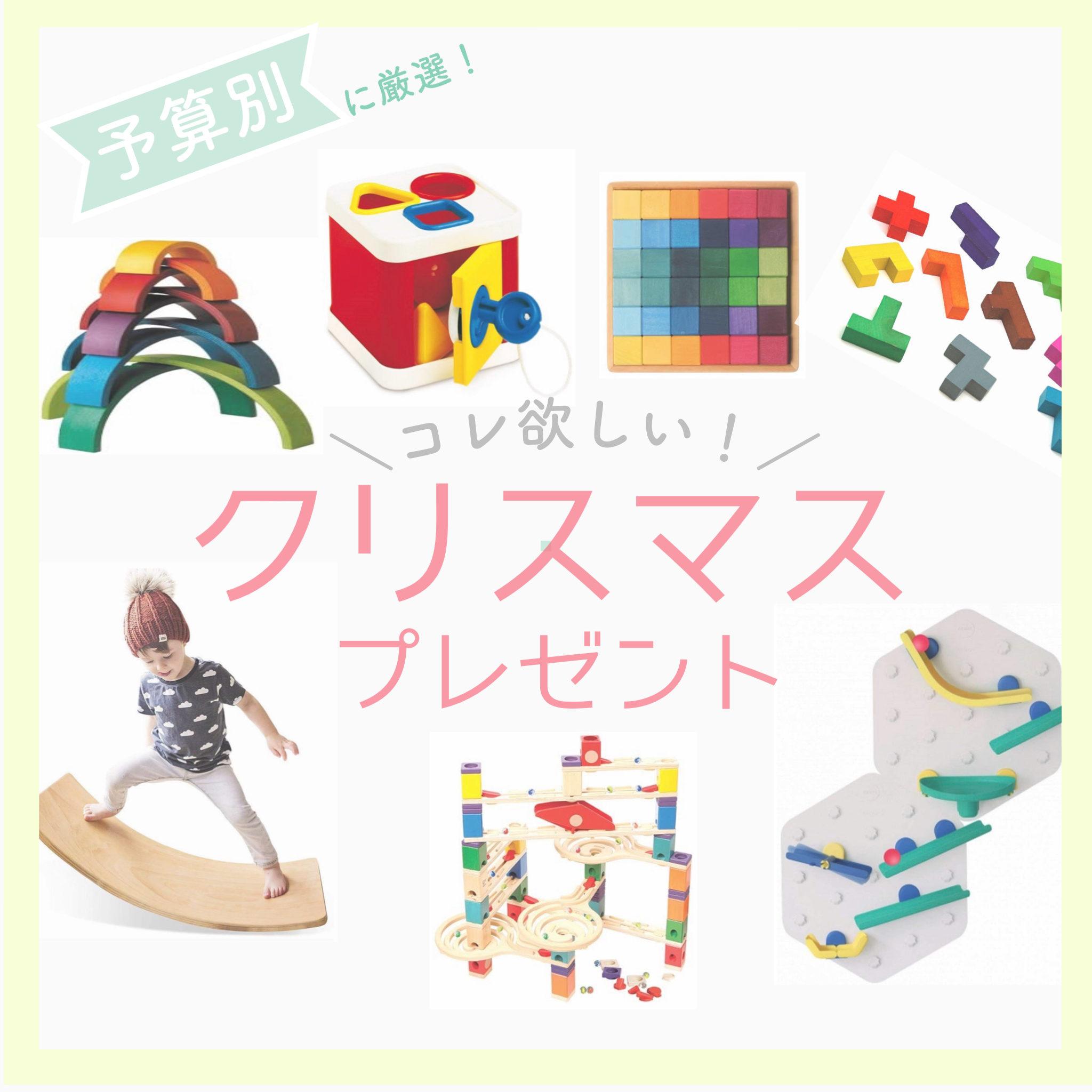 クリスマスプレゼント 知育玩具